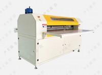 珍珠棉横竖分切机与其他分切设备的区别东莞派尔科技