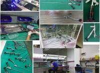 广州明灿医疗科技专业提供输尿管镜维修/硬镜维修/内窥镜维修