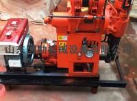 全液压自动给进勘探钻机 百米钻井机现货促销