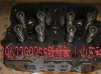 【SD22山推压路机】NT855发动机缸盖总成4915442