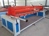 研發塑料板材折彎機,技術強大