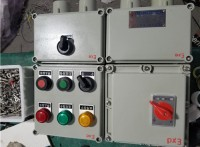 BXM51-8/16K防爆照明配电箱
