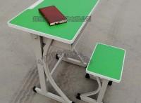 郑州课桌椅生产厂家 批发学生课桌椅 学校辅导班升降课桌