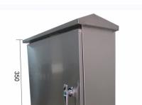 承接不锈钢户外电控箱成套开关箱工地低压动力配电箱水泵控制箱
