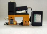 林氏牌AA-9D充电式手提缝包机,充电便携式缝袋机