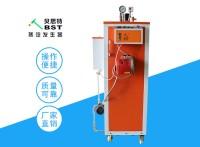 贝思特高效节能100kg天然气蒸汽发生器
