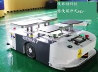 二維碼agv,潛伏頂升式AGV,AGV廠家,自持定制