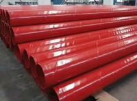 钢管厂 直售环氧粉末涂塑钢管