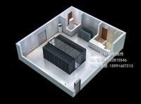 青岛模块化机房效果图制作|助力高科技产业发展