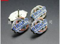 中國遠洋海運集團徽標-定制集團企業公司單位員工胸牌領章徽章