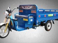 三开门电动三轮车 丰收载货电动三轮车 定制电动车