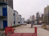 台江县工地洗车设备工地车辆用轮胎自动冲洗机