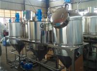 食用油精炼设备 茶籽油精炼机 核桃油精炼设备油脂脱酸脱臭精炼