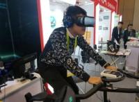 虚拟自行车,漫游单车_vr虚拟设备