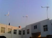 24小时发电风力发电机300w24v厂家批发