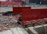 杞县工程车辆洗车台全自动工地洗车机