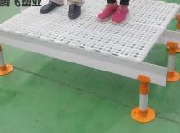 优质塑料漏粪板可拼接大承重漏粪地板牛羊用防滑漏粪板