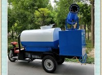车载式柴油发电机组除尘雾炮机如何选购