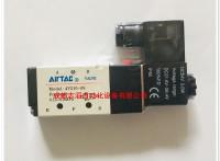 4V210-08-B 24VDC台湾亚德客电磁阀