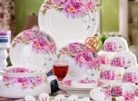 景德镇家用陶瓷餐具定做厂