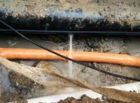 中山地下水管漏水检测专家,消防水管漏水测漏及维修
