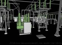 电厂三维数字化扫描与存档