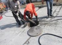 无锡市管道疏通高压清洗管道