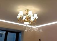 广东中山诺帝厂家发光顶角线大量现货供应,发光石膏线价格实惠