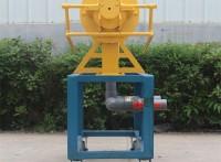 螺旋挤压式固液分离机-养殖场粪便干湿分离设备