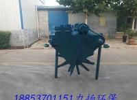 堆肥发酵翻堆机-发酵床发抛机对粪便发酵的过程