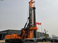 山东省滕州市五岳重工小型旋挖钻机