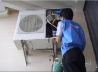 搶修熱線鄭州美的空調制冷維修售后電話