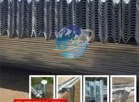 厂家供应热镀锌波形护栏板 波形梁钢护栏 热镀锌国标护栏板