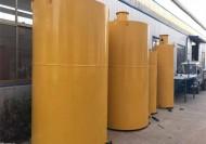 詳談干式脫硫器(氧化鐵脫離器)詳細的工藝過程