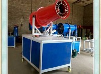 天津高射程除尘喷雾机加盟代理