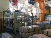 厂家供应车间隔离网 机器人防护网 物流足球彩票护栏网