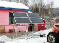 家用太阳能光伏发电系统,野外太阳能发电系统