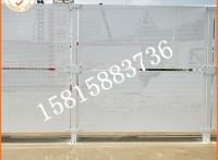 江门冲孔板一平方多少钱 冲孔防风围挡常用规格标准