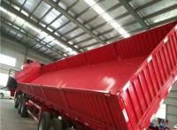 超轻型13米侧翻自卸半挂车常见问题和解决方法