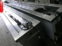 工业通过式在线清洁生产专用雷士电缆钢丝超声波清洗设备