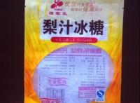 销售克拉玛依冰糖包装袋/阿胶红糖包装袋/背封袋/金霖包装制品