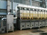 河北衡水油烟废气处理设备 RCO有机废气催化燃烧设备