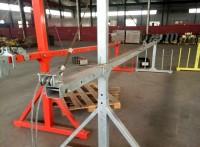 無錫生產熱鍍鋅電動吊籃 烤漆電動吊籃 定制各種版本
