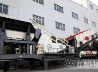 经济合适的全自动移动破碎机生产线您的专属生产线JYX80