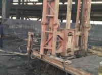 北京呼市包头钻孔灌注桩础工程水上打桩工程