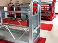 甘肅定制電動吊籃 異性吊籃 建筑施工吊籃 版本多種