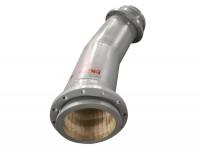 无锡耐磨管道 耐磨陶瓷管道安装 江河机械