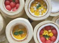 果王椰子碗良好的口碑迅速積累了客源,受到廣大消費者的喜愛