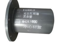 安徽耐磨管道双金属复合管厂家靖江双金属复合管江河机械