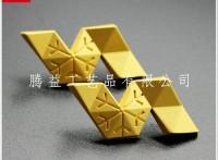 立體徽章-鋅合金胸牌-金屬紀念章異形高檔胸針定制